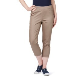 W.lane Signature Crop Length Pant - Taupe - 20 found on Bargain Bro from Noni B Limited for USD $17.61