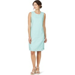 W.lane Trim Detail Linen Dress - Jade - 8 found on Bargain Bro from BE ME for USD $36.63
