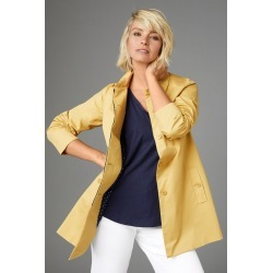 Capture Statement Coat - Saffron - 20 found on Bargain Bro from Katies for USD $29.59