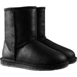 Ugg Boots Short Classic - Nappa Black - AU W11/ M9 found on Bargain Bro from Noni B Limited for USD $79.84