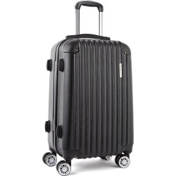 Wanderlite 28inch Lightweight Hard Suit Case Luggage Black - One found on Bargain Bro India from Rockmans for $73.07