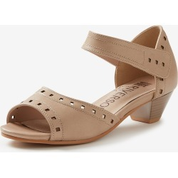 Riversoft Rip Tape Mary Jane - Taupe - 38 found on Bargain Bro from Noni B Limited for USD $17.61