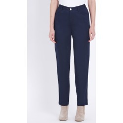 W.lane Seam Detail Chino - Navy - 16 found on Bargain Bro Philippines from Rockmans for $21.72