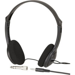 Techbrands Lightweight Heavy Bass Stereo Headphones - Multi found on Bargain Bro India from crossroads for $22.41