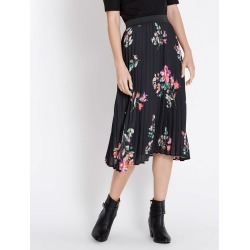 Rockmans Floral Pleated Midi Skirt - Multi - 14 found on Bargain Bro Philippines from Rockmans for $10.27