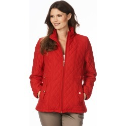 W.lane Quilted Puffer Jacket - Red found on Bargain Bro India from crossroads for $21.52