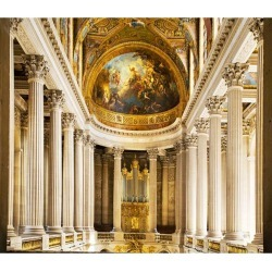 Aj Wallpaper 3d Gold Palace 373 Wall Murals Removable Wallpaper Self-adhesive Vinyl - Multi - XXXL found on Bargain Bro Philippines from Noni B Limited for $385.05