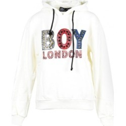 Boy London Women's Sweatshirt In White found on MODAPINS from Rivers for USD $114.54