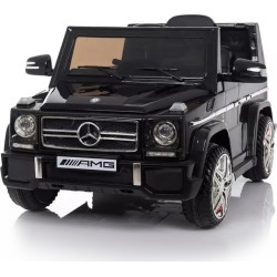 Childrens' Ride On Car - Licenced Mercedes Benz Amg G65 Jeep - Black - ONE found on Bargain Bro India from Rockmans for $178.10