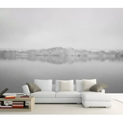 Aj Wallpaper 3d White River 1050 Wall Murals Removable Wallpaper Woven Paper - Multi - XXL found on Bargain Bro from Rockmans for USD $253.30