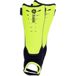 Hyundai A-league Shin Guard/pads W/ Ankle Sock Medium Size Lime 2x - One found on Bargain Bro Philippines from Rockmans for $30.65