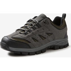 Rivers Low Cut Lace-up Hiker - Grey/khaki - Grey/khaki - 9 found on Bargain Bro from Rockmans for USD $31.56