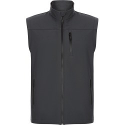 Rivers-tex Soft Shell Vest - Charcoal Marl - XL found on Bargain Bro from Rivers for USD $28.71
