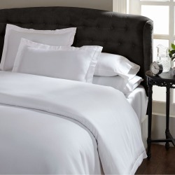 Royal Comfort 1000 Thread Count Cotton Blend Quilt Cover Set - White found on Bargain Bro India from crossroads for $47.23
