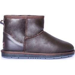 Ugg Boots Mini Classic - Nappa Chocolate - AU W6/ M4 found on Bargain Bro Philippines from Katies for $97.05