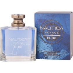 Voyage N-83 By Nautica For Men (100ml) Eau De Toilette - Bottle - Multi found on Bargain Bro from Noni B Limited for USD $19.29