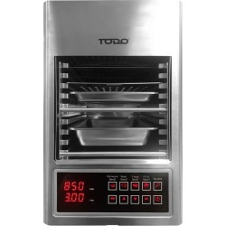 Todo High Temperature Grill Oven Beef Maker 1600w Digital Control - Silver - One found on Bargain Bro from Noni B Limited for USD $264.18
