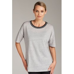 Grace Hill Premium Short Sleeve Tee - Grey Marl - 12 found on Bargain Bro from crossroads for USD $7.73