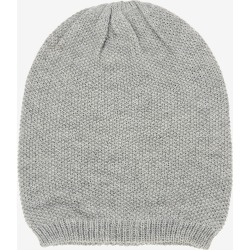 Rivers Textured Reversible Beanie - Grey - ONE found on Bargain Bro from Rockmans for USD $5.63