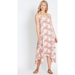 Rockmans Sleeveless Utility Dress - Fern Multi - 8 found on Bargain Bro India from Katies for $15.55