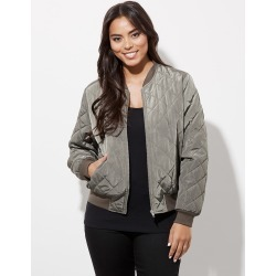 Crossroads Long Sleeve Bomber Jacket - Black - 16 found on Bargain Bro India from Rockmans for $27.36