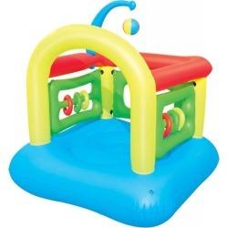 Bestway Kiddie Interactive Play Center W/ Inflatable Walls - Multi - One