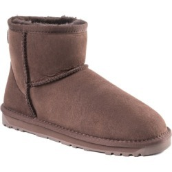 Ozwear Ugg Womens Classic Mini Boots - Chocolate - EU40 / AU10L found on Bargain Bro from Rockmans for USD $52.57