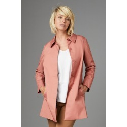 Capture Statement Coat - Rose - 10 found on Bargain Bro from Katies for USD $29.59