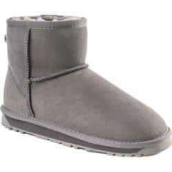 Ozwear Ugg Womens Classic Mini Boots - Grey - EU38 / AU8L found on Bargain Bro from Rockmans for USD $52.57