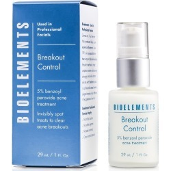 Bioelements Breakout Control - 5% Benzoyl Peroxide Acne Treatment (for Very Oily, Oily, Combination, Acne Skin Types) - Multi - 29ml found on MODAPINS from Rockmans for USD $43.16