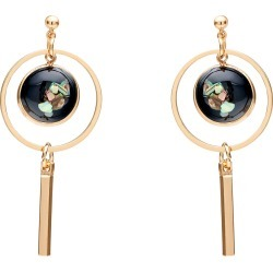 W.lane Opal Black Earring found on Bargain Bro India from crossroads for $7.17