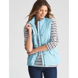 W.lane Quilted Puffer Vest - Mint - 10 found on Bargain Bro India from W Lane for $37.92