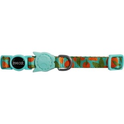 Zee Cat Florida Adjustable Safety Cat Collar 20-30cm - Multi
