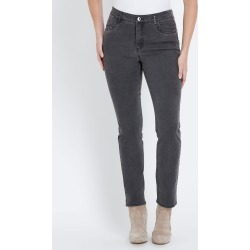 W.lane Shaper Fl Jean - Grey - 8 found on Bargain Bro from BE ME for USD $26.89
