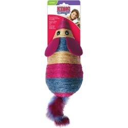 Kong Cat Wrangler Scratch Mouse Toy - Multi - One found on Bargain Bro from Rivers for USD $23.64