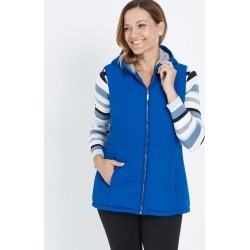Millers Jersey Lined Puffer Vest - Cobalt Blue - 10 found on Bargain Bro from Noni B Limited for USD $20.55