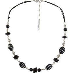 W.lane Glass Bead Necklace - Black found on Bargain Bro India from crossroads for $25.10