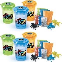 So Slime Diy Slime Shaker 6pk - Multi - One