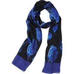 Amber Rose Electic Blue Floral Scarf - Multi - One Size found on Bargain Bro from BE ME for USD $14.64