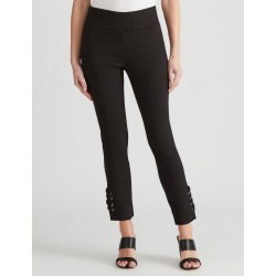 W.lane Eyelet Trim Pant - Black - 12 found on Bargain Bro from Noni B Limited for USD $23.48