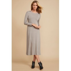 Grace Hill Swing Midi Dress - Fawn - 10 found on Bargain Bro from Noni B Limited for USD $25.83
