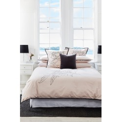 Peony Duvet Cover Set - Blush - Single found on Bargain Bro India from Rockmans for $71.69