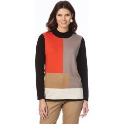 W.lane Colour Block Pullover - Multi - L