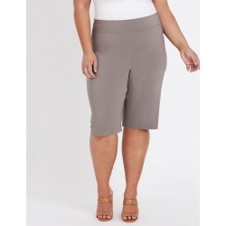 Beme Pull On Bengaline Short - Coffee - 24 found on Bargain Bro Philippines from Rockmans for $30.41