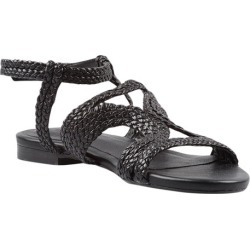 Capture Jade Sandal Flat - Black - 7 found on Bargain Bro Philippines from Rockmans for $38.38