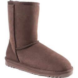 Ozwear Ugg Womens Classic Short Boots - Chocolate - EU39 / AU9L found on Bargain Bro from Rockmans for USD $65.42