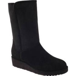 Ozwear Ugg Womens Mia Classic Slim Boots - Black - AU5L / EU35 found on Bargain Bro from Rockmans for USD $84.12