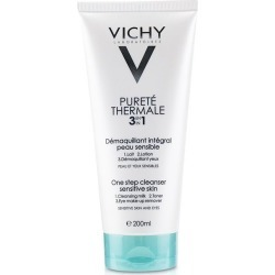 Vichy Purete Thermale 3 In 1 One Step Cleanser (for Sensitive Skin) - Multi - 300ml found on Bargain Bro from crossroads for USD $18.35