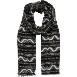 W.lane Border Print Scarf - Multi - One Size found on Bargain Bro from BE ME for USD $22.53