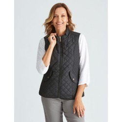 Millers Lightweight Quilted Vest - Black - 10 found on Bargain Bro from Noni B Limited for USD $17.63